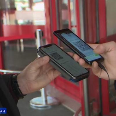 В Пензенской области ввели систему QR-кодов