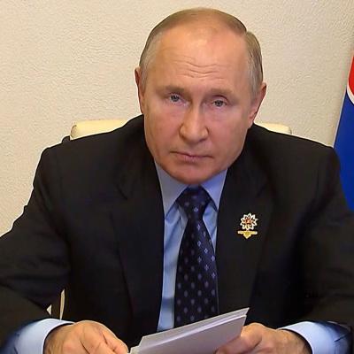 Путин обсудил с постоянными членами Совбеза подготовку к климатическому саммиту в Глазго