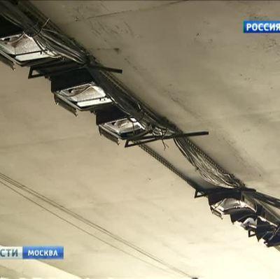 ДТП в Гагаринском тоннеле – движение в области перекрыто