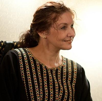 Мария Забурмах
