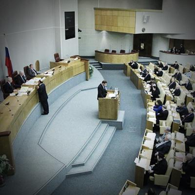 Госдума приняла во втором чтении поправку о СМИ - иностранных агентах