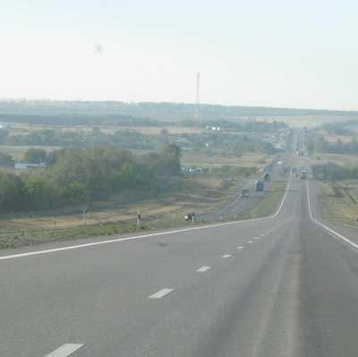 В Уфе опасный участок дороги окропили святой водой