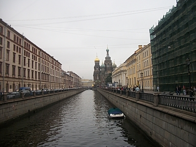 Температурный рекорд установлен в Санкт-Петербурге
