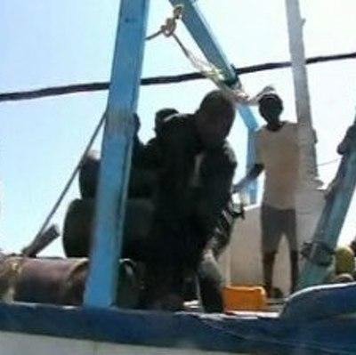 У берегов Нигерии пираты напали на судно с украинским экипажем
