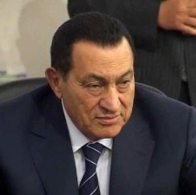 Экс-президент Египта Хосни Мубарак вышел на свободу