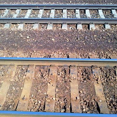 В Приморье начали укладку новых железнодорожных путей после паводка