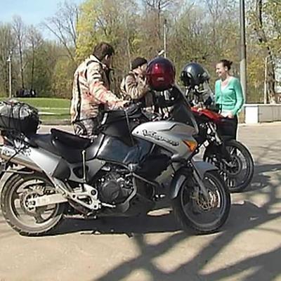 Мотоцикл проекта