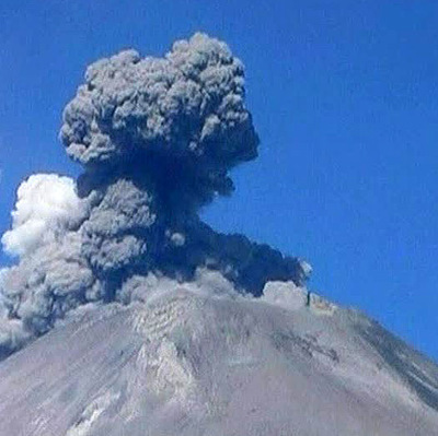Извержение вулкана Килауэа на Гавайях вызвало серию подземных толчков магнитудой до 5