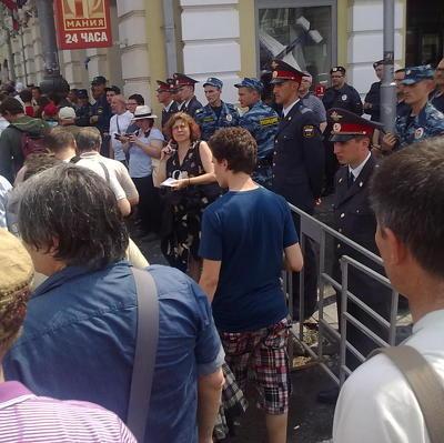 В Воронежской области около 900 человек требовали отставки главы района