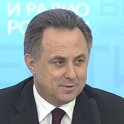 Виталий Мутко: cборная России - команда мирового уровня