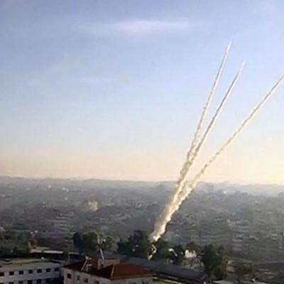 ВВС Израиля нанесли удар по объектам ХАМАС в секторе Газа