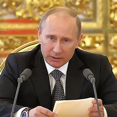 Владимир Путин призвал оказывать помощь для возвращения в свои дома сирийских беженцев