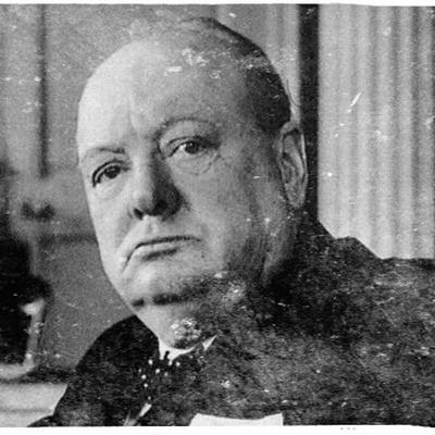 Почти за 10 тысяч долларов США ушли с молотка очки Уинстона Черчилля