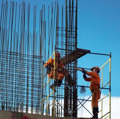 Активная фаза строительства идет в Тулуне после наводнений