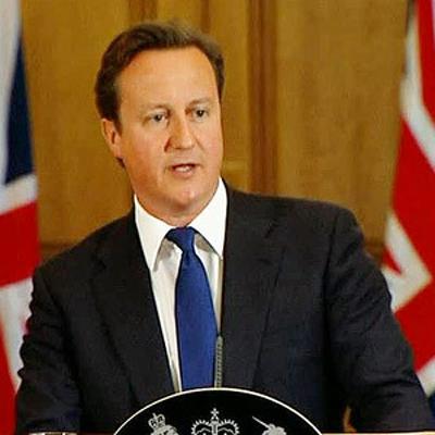 Дэвид Кэмерон раскритиковал действия премьер-министра Бориса Джонсона