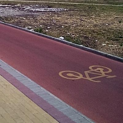 По всей длине Садового кольца в Москве появится велодорожка