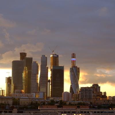 Протяженность московских дорог за семь лет выросла на 16%
