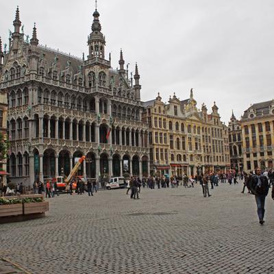 Полицейский спецназ локализовал беспорядки в центре Брюсселя