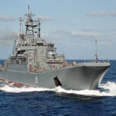 В Петербург прибыли 16 боевых кораблей ВМФ РФ