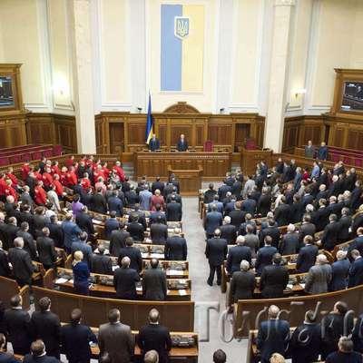 Рада отказалась рассматривать законопроект о выборах