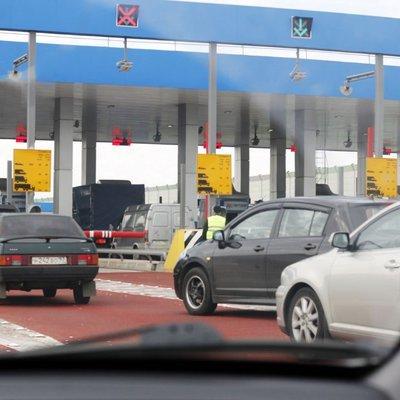 Неоплаченный проезд по платной дороге обернется штрафом до 10тыс рублей