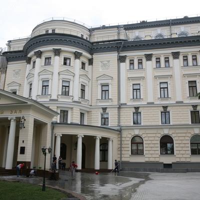 Пожар в консерватории в Москве произошёл из-за короткого замыкания