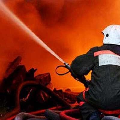 Режим ЧС объявлен в Александровске-Сахалинском из-за крупного пожара