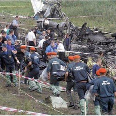 Все пассажиры и члены экипажа самолета, разбившегося в Южном Судане, спаслись