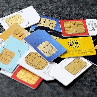 Роскомнадзор изъял почти 55 тысяч нелегальных SIM-карт за 11 месяцев 2019 года