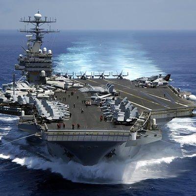 ВМС США направили к Корейскому полуострову авианосец «Рональд Рейган»