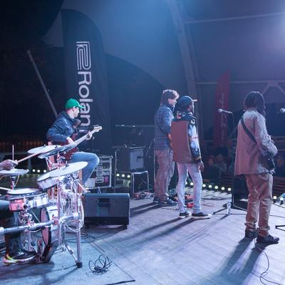 Концерт группы Kimbata
