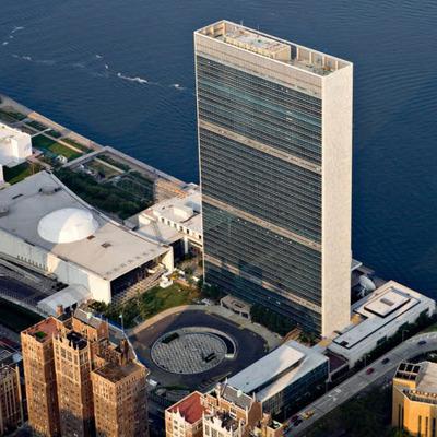 Мужчина поджег себя возле здания управления Верховного комиссара ООН в Женеве