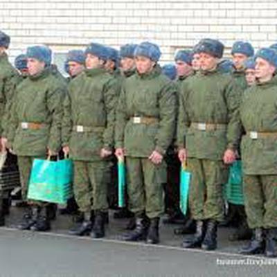 В России стартует осенний призыв