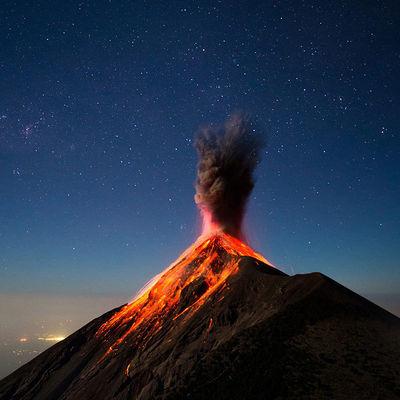 Зоной массового захоронения могут объявить район у вулкана Фуэго власти Гватемалы