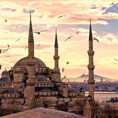 Акция протеста против заявлений Макрона об исламе и мусульманах прошла в столице Турции