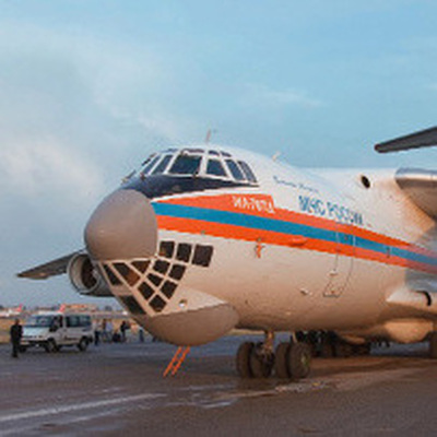 Третий самолет МЧС России со специалистами Роспотребнадзора вылетел в Бейрут