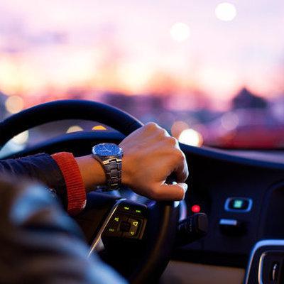 Женщины-водители реже попадают в дорожно-транспортные происшествия