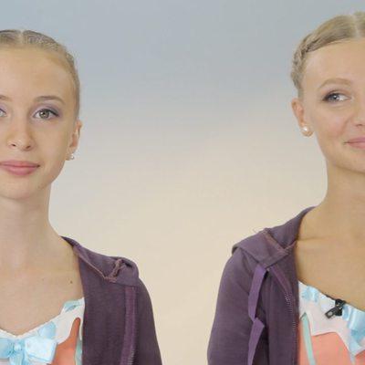 Ксения Андреенко и Дарья Устюжанина