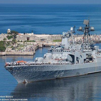 Специалисты ВМФ России продолжили работы в районах поиска подводной лодки