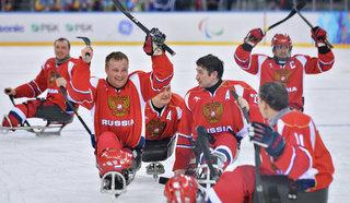 Итоги чемпионата Европы по следж-хоккею
