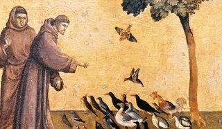 Франциск Ассизский, святой