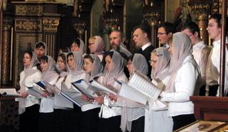 Церовный хор