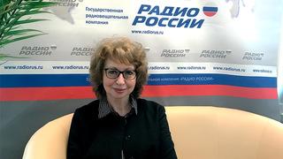 Научный директорМосковского планетария Фаина Рублева