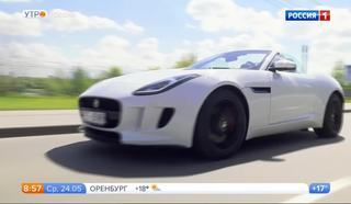 тест-драйв: Jaguar F-Type