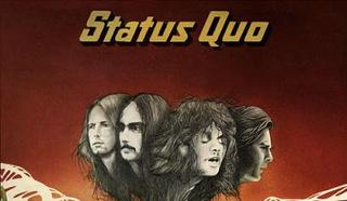 Status Quo,  британская рок-группа