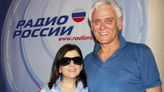 Диана Гурцкая и Александр Маршал