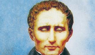 Луи Брайль, французский педагог, создатель современной письменности слепых