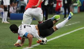 Египтяне подадут жалобу на судейство в матче со сборной России