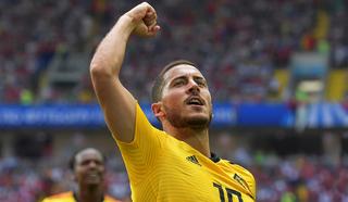 Бельгиец Азар: чемпионат мира прошел для нас почти идеально