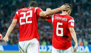 Голы Черышева и Дзюбы претендуют на звание лучшего на чемпионате мира
